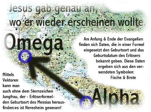 Jesu Plan der Wiederkunft.